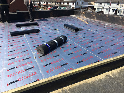 commercial roofing nottingham, derby and leicester