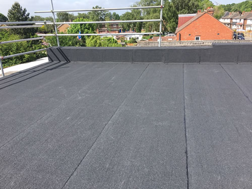 commercial roofer nottingham, derby and leicester