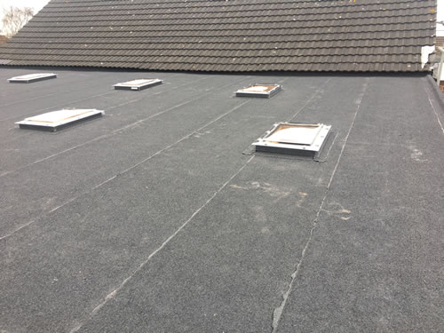 flat roofing and roof repairs leicester